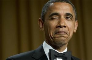 Jennifer is boos op Obama omdat hij haar heeft laten zitten
